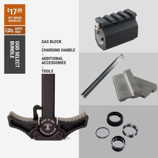 Bundle and Save - M&P15-22 Magpul Converter Kit Plus