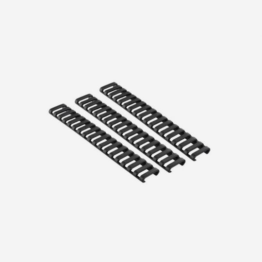 18-Slot Ladder LowPro Rail Covers (3 pack)