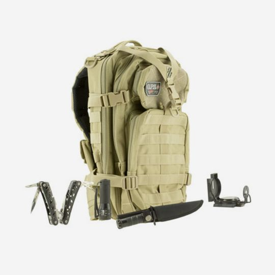 G*Outdoors G.P.S. Tactical Bugout Backpack - 1000D Nylon - Selectable