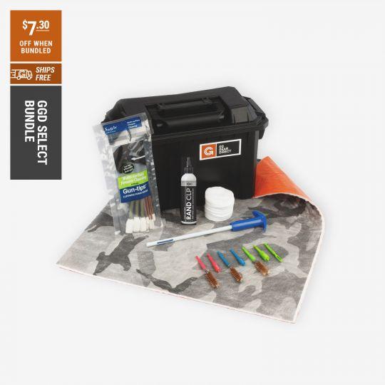 Gungenics Pistol Cleaning Kit | Gear Direct Select