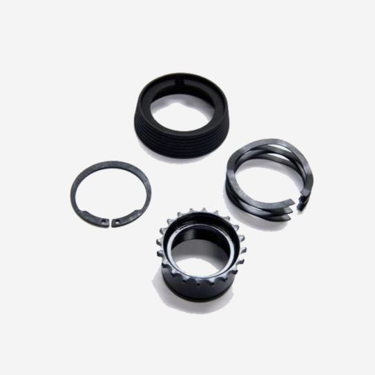 S&W M&P15-22 Delta Ring Assembly with Barrel Nut