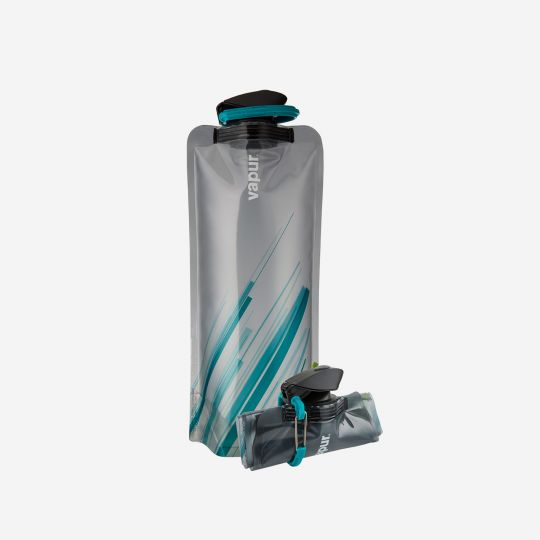 1L Wide Mouth Anti-Bottle - Selectable Series and Color