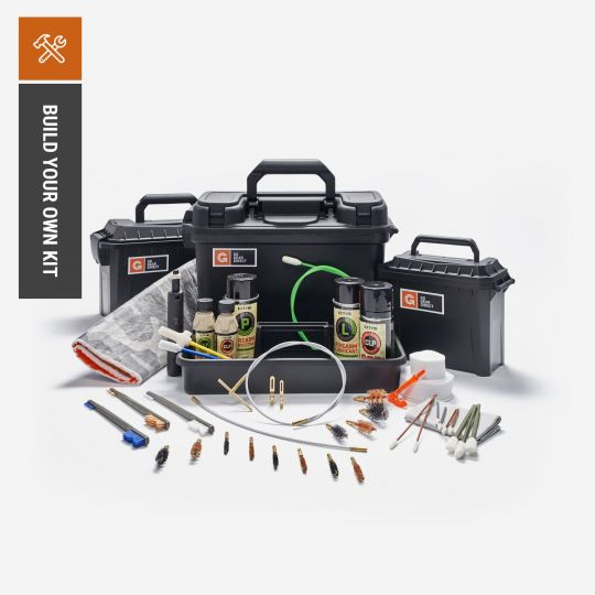 Build Your Own Cable Gun Cleaning Kit