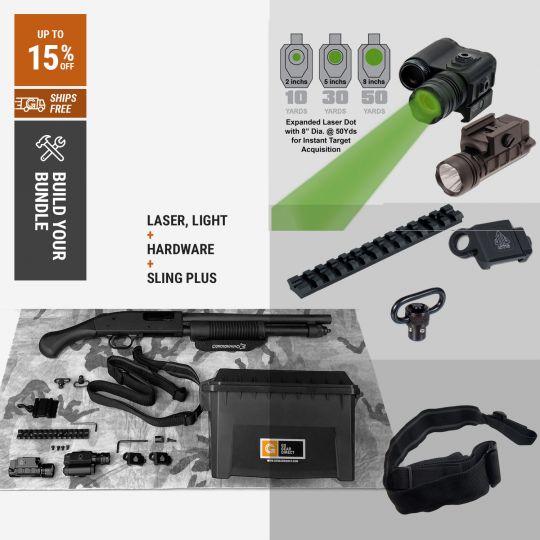 Shockwave Accessory Kit Builder