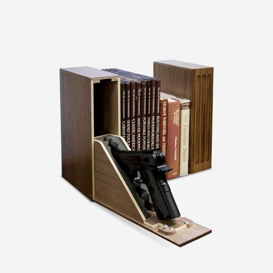 Bookend Hide-A-Way Pair