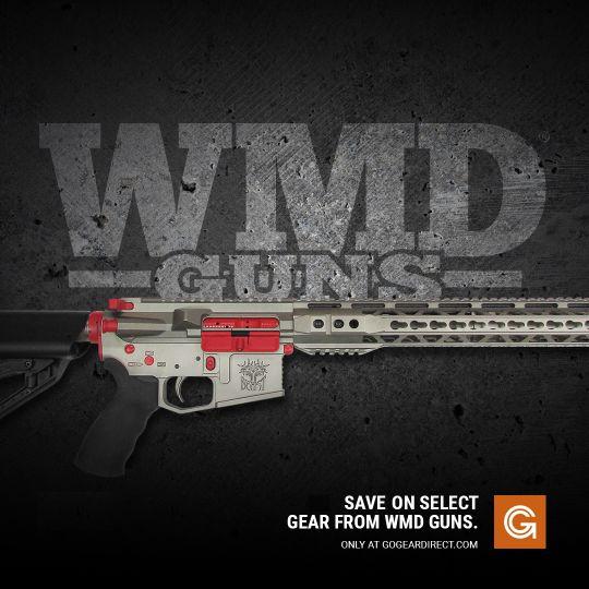 Modern Sporting Rifle Customizing Kit