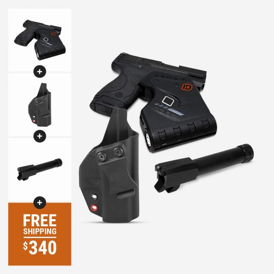 GGD Secure | Accurate | Holster Combo