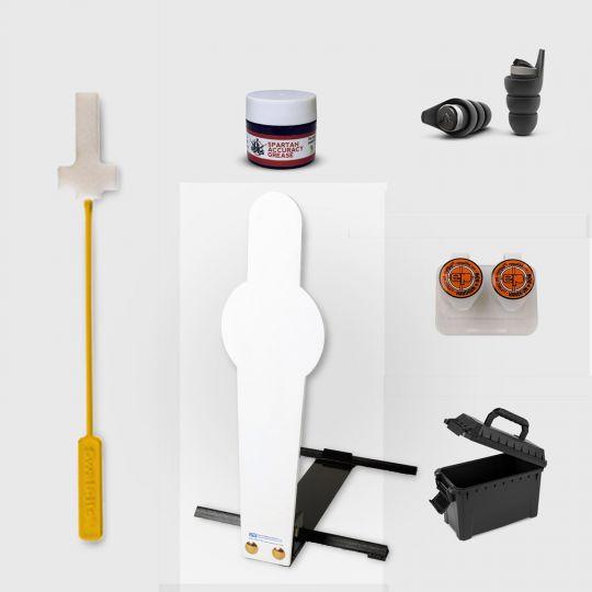 Target Shooting | Auto Reset Mini Classic Popper Kit