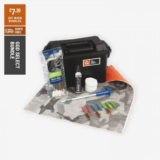Gungenics Pistol Cleaning Kit | Gear Direct Select