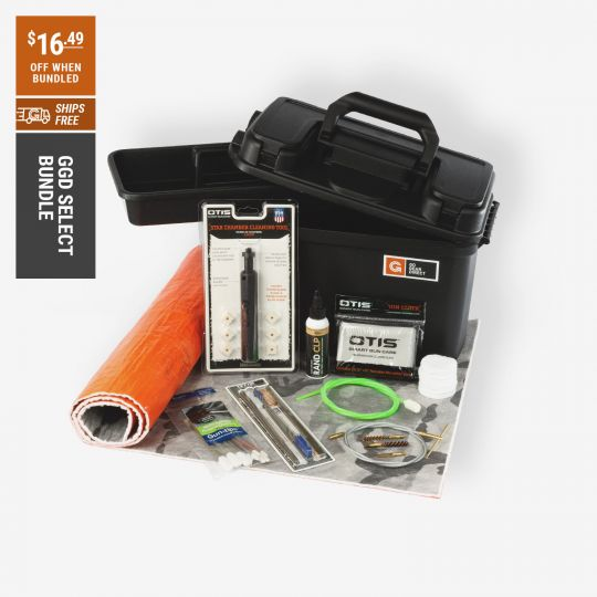 Modern Sporting Rifle Cleaning Kit | Go Gear Direct Select