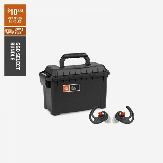 SportEAR X-Pro and Flambeau Gear Box   Go Gear Direct Select