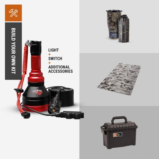 Hog Hunt Kit Builder