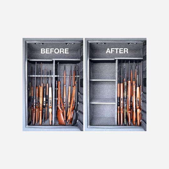 Rifle Rod Starter Kit | Selectable