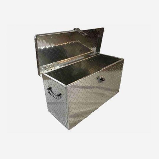 Hornet Outdoors Universal Aluminum UTV Tool Box Medium