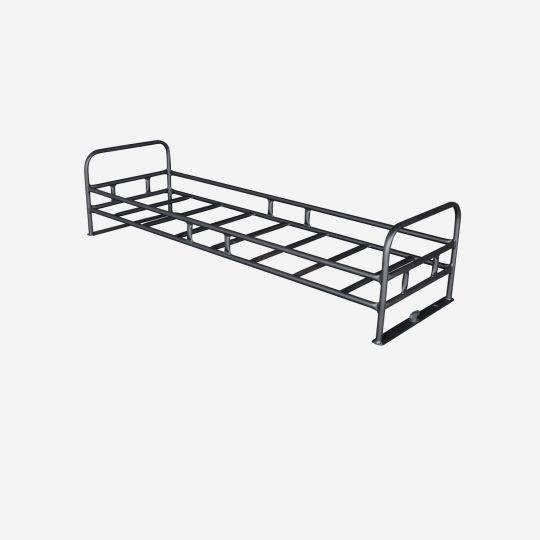 Yamaha Viking Rear Cargo Rack with threaded bed rail holes