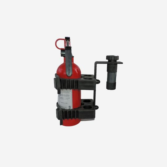 Ranger/General Quick Fist Bed attach Fire Extinguisher Mount