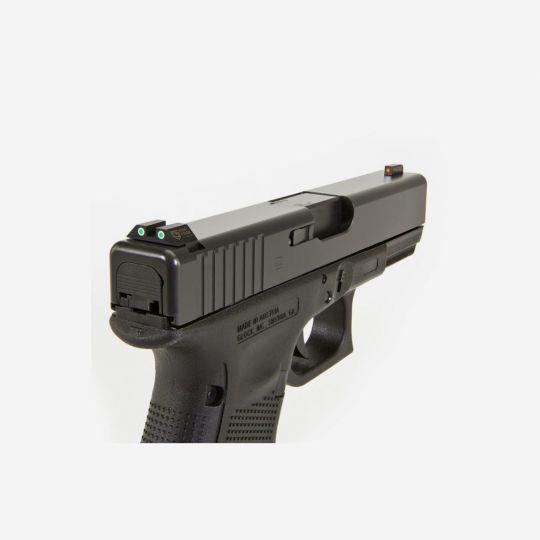 Night Fision Perfect Dot Night Sights- Glock - Selectable