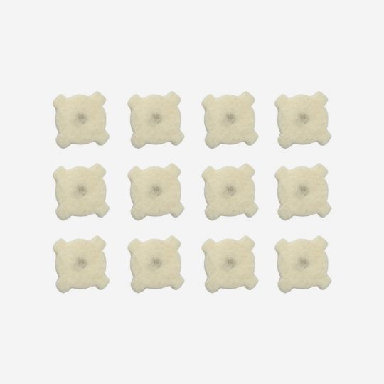 12 Pack Star Chamber Cleaning Pads (5.56MM)