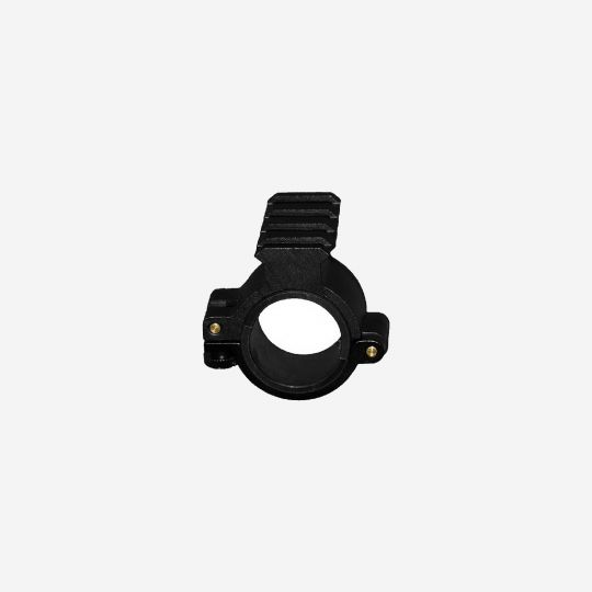 """30mm or 1"""" scope tube mount with rail"""