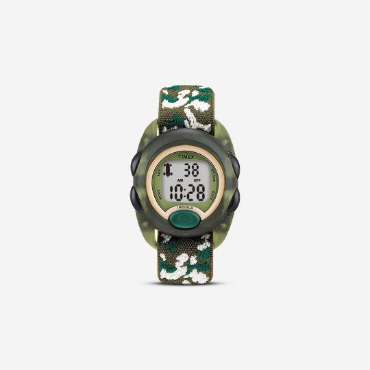 Kids Digital Camo Watch | Timex