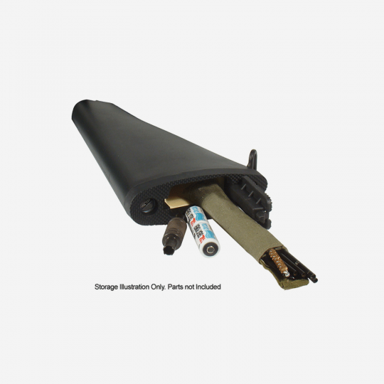 UTG Model 4/AR15 Complete A2 Fixed Stock Assembly, Black