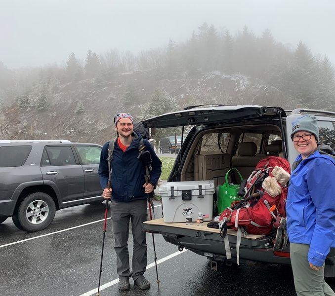 AT Car Camping